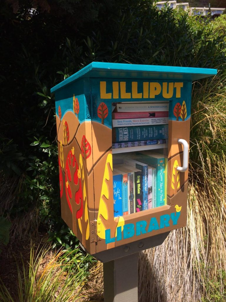 Willow Place Lilliput Library